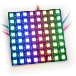Łańcuchy i matryce LED