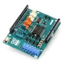 Arduino Shield - kontrolery silników i serw
