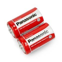 Baterie D (R20)
