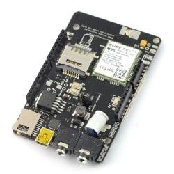 Raspberry Pi Hat - komunikacja