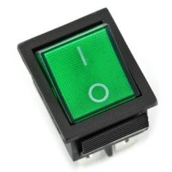 Przełączniki kołyskowe dwupozycyjne, 3 pozycyjne