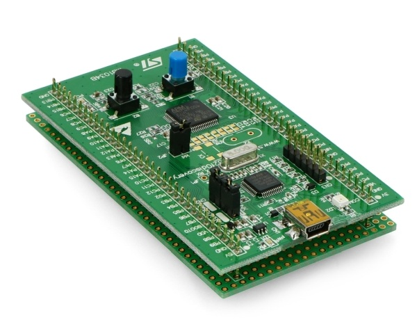 STM32F0 - Discovery - STM32F0DISCOVERY.