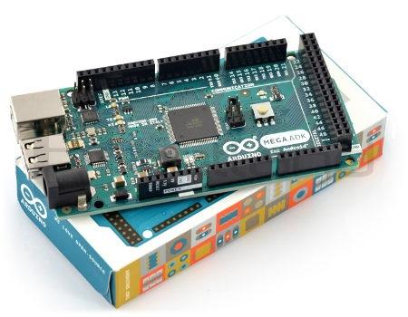 Arduino Mega ADK - Android - moduł, platforma rev3
