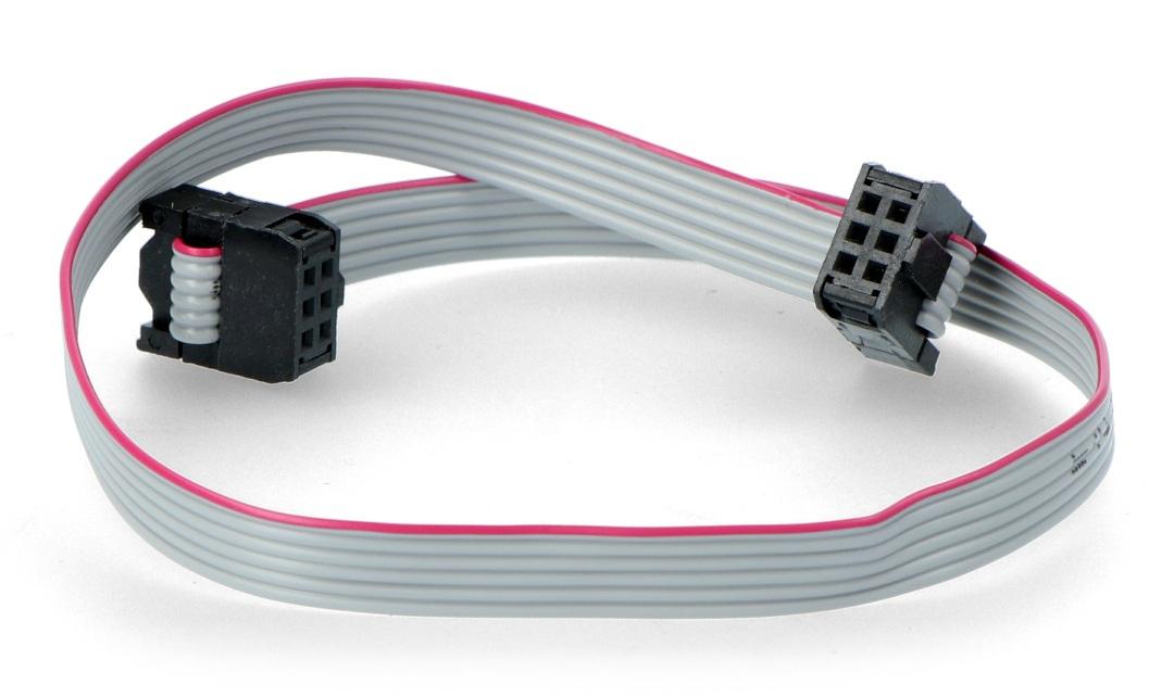 Przewód IDC 6 pin