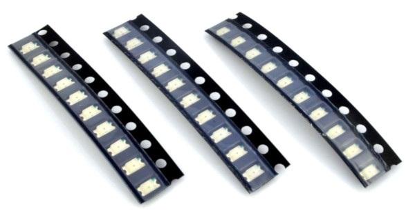 Zestaw diod LED SMD