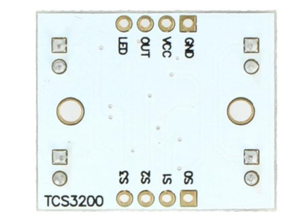 Czujnik koloru, przetwornik światła - TCS3200
