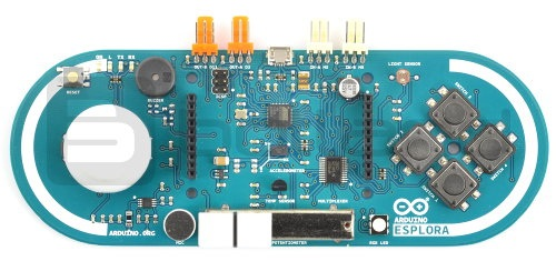 Arduino Esplora - moduł joystick platforma, kontroler