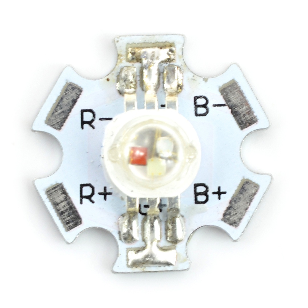 Dioda Power LED Star