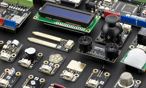 DFRobot Mega D3 Kit - kompleksowy zestaw edukacyjny z DFRDuino Mega 2560