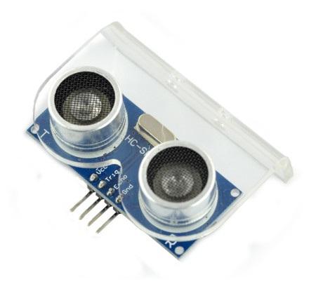 Ultradźwiękowy czujnik odległości SR04
