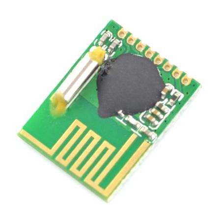 Moduł radiowy RFM75-S 2,4GHz - transceiver SMD.
