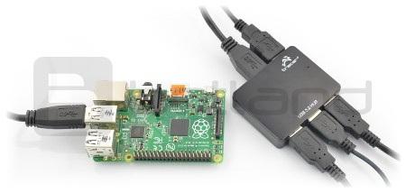 HUB USB 3.0 4-porty Tracer