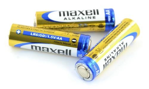 Bateria AA (R6) alkaliczna Maxell Alkaline - 4szt.