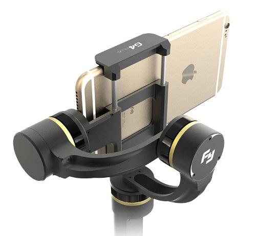 Stabilizator Gimbal ręczny dla smartfonów Feiyu-Tech G4 Plus