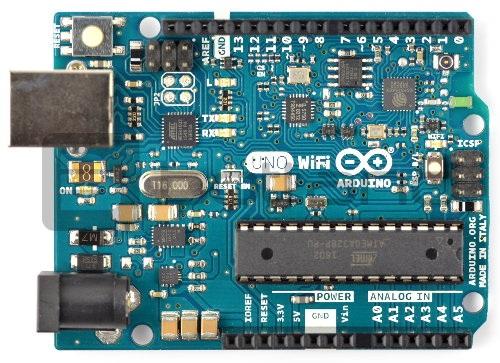 Arduino Uno WiFi - moduł, platforma, atmega328, płytka,