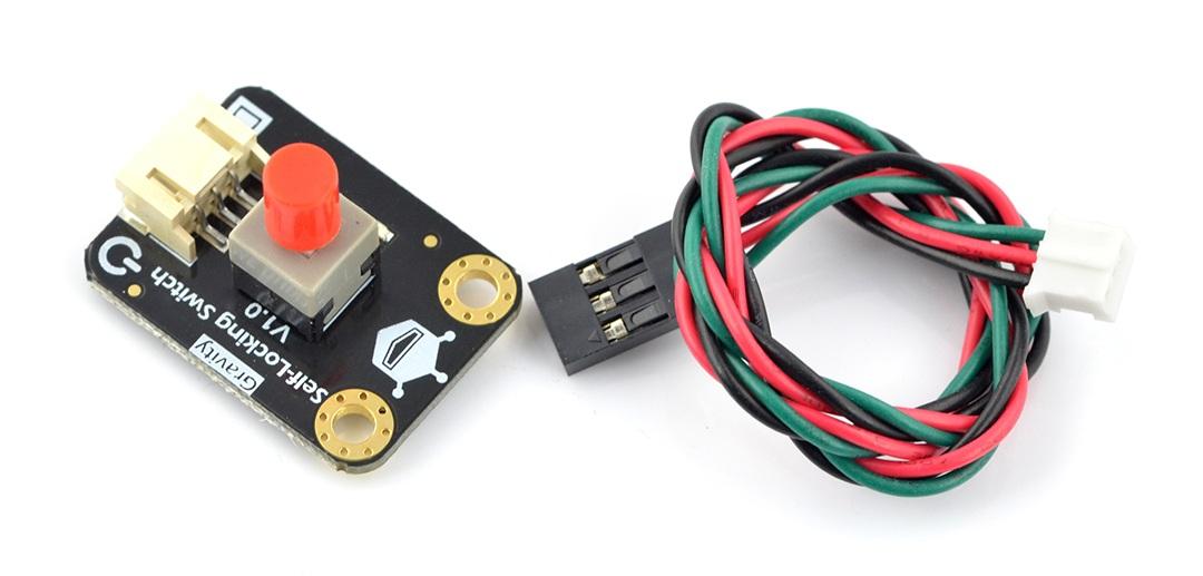 DFRobot Gravity - przełącznik cyfrowy, bistabilny