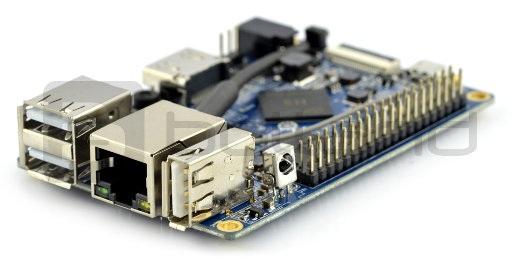 Orange Pi PC Plus - Alwinner H3 Quad-Core
