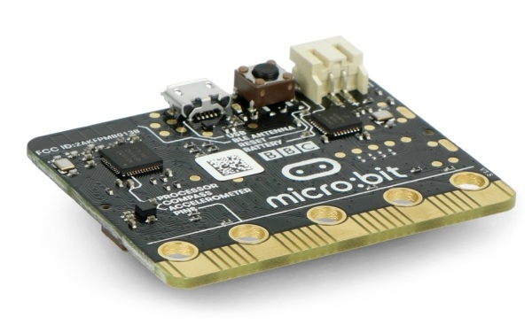 Micro:bit podstawowy wyprowadzenia