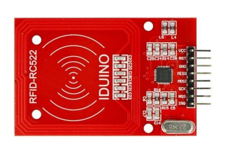 Moduł Iduino RFID RC522