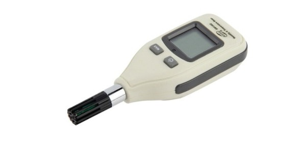 Miernik wilgotności i temperatury Higrometr Benetech GM1362
