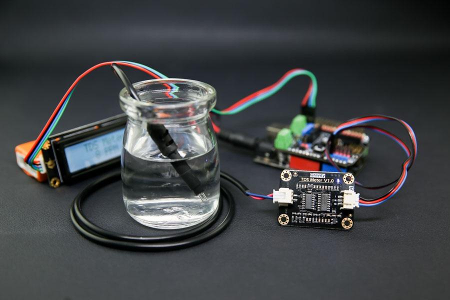 DFRobot Gravity: czujnik TDS jakości wody dla Arduino