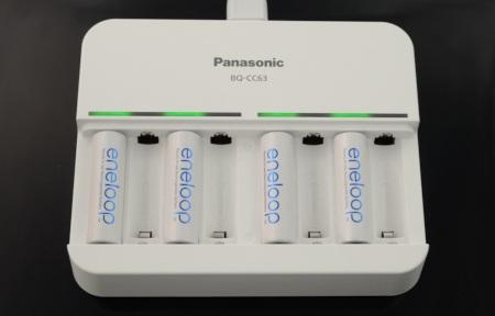 Ładowarka sieciowa Panasonic BQ-CC63