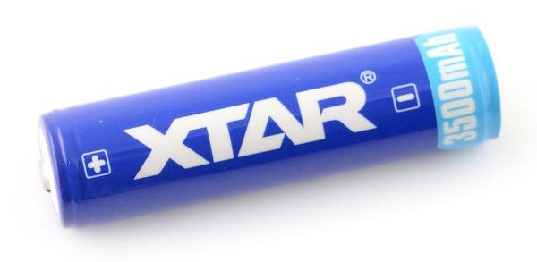 Ogniwo 18650 XTAR - 3500mAh