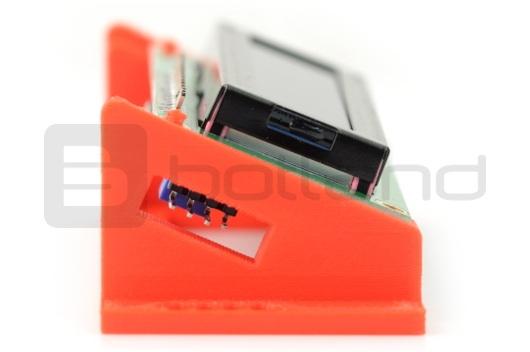 Obudowa do wyświetlacza LCD 2x16 znaków
