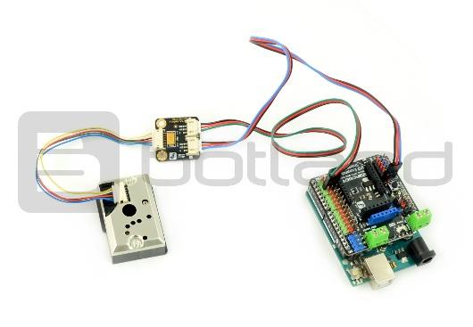 adapter do czujnika GP2Y10