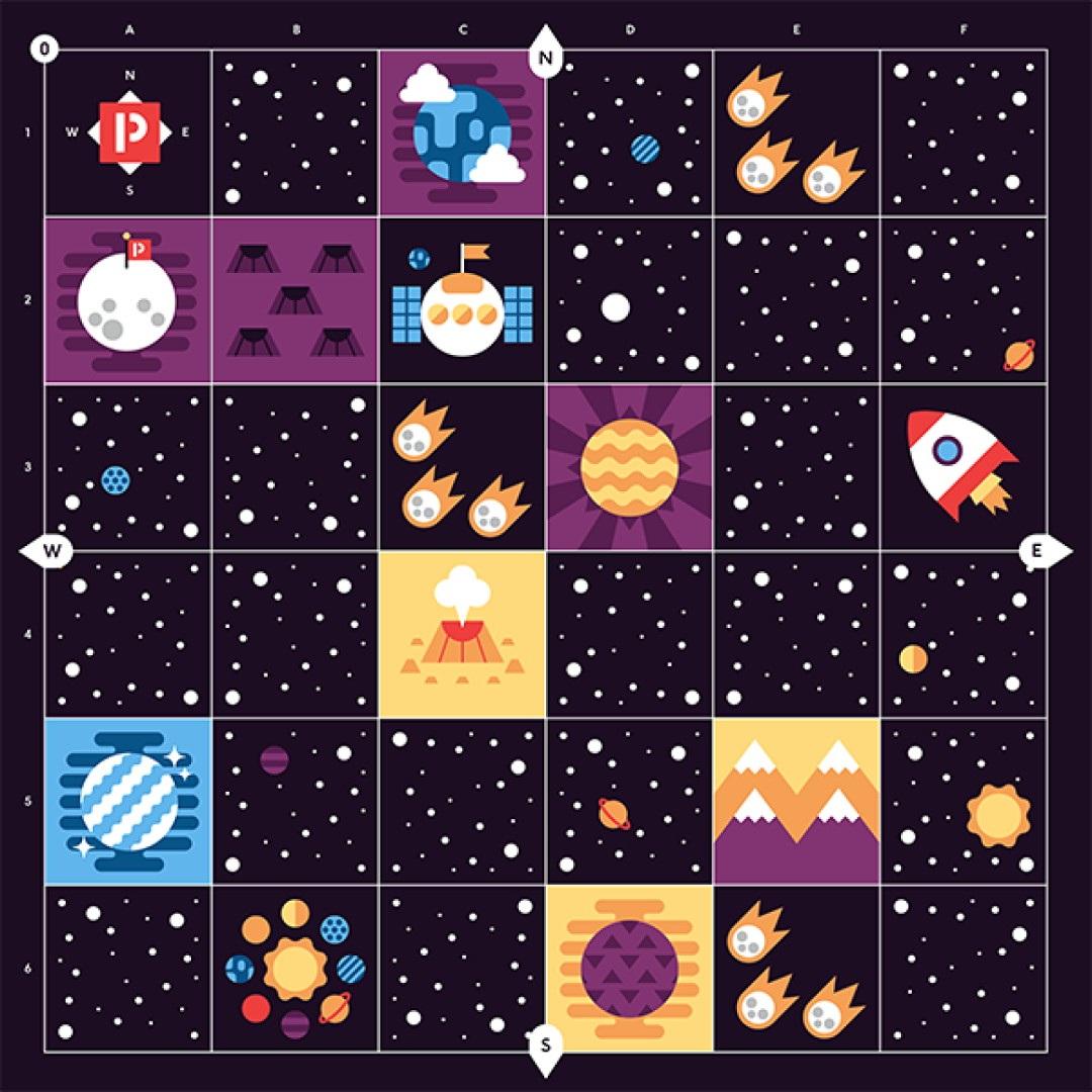 Plansza Kosmos