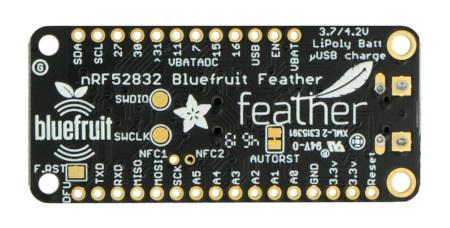 Adafruit Feather nRF52 Bluefruit LE