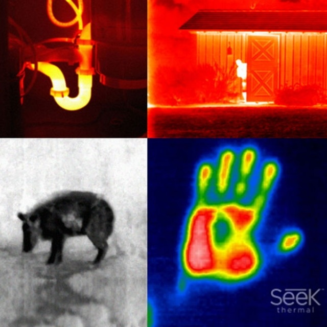 Seek Thermal Reveal XR