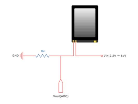 QA3040P schemat podłączenia