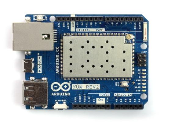 Arduino Yun 2