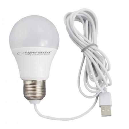 Żarówka LED USB 5 W - Esperanza ELL170