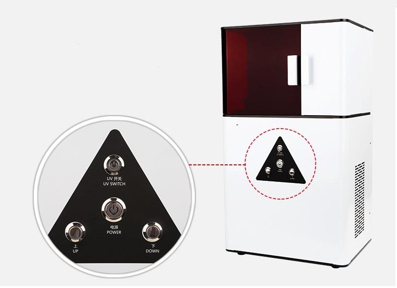 Creality DP-001 z czterema przyciskami