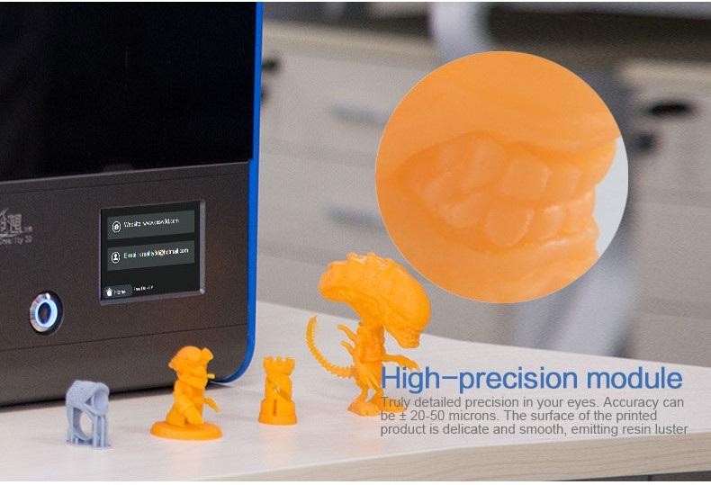 Drukarka 3D - Creality LD-001 z dużą dokładnością druku