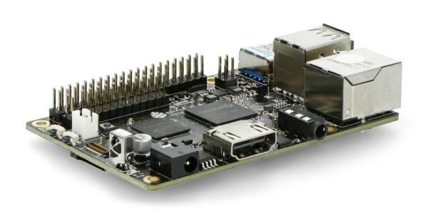 Pine64 ROCK64 - Rockchip RK3328 Cortex A53 Quad-Core 1,2GHz + 2GB RAM