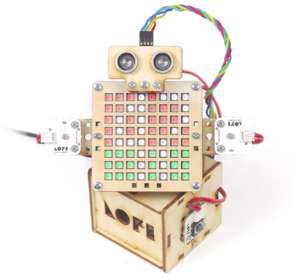 Lofi Robot - rozszerzenie do Codebox - Codebox TV