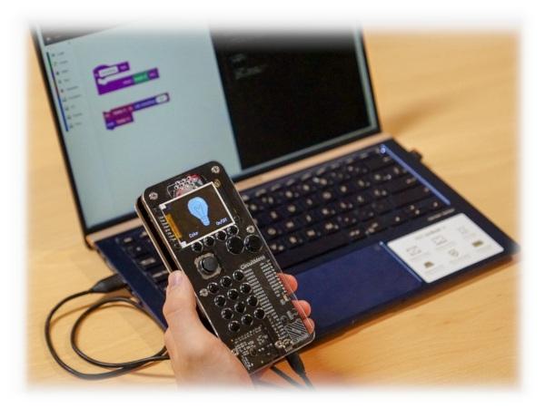 Zestaw edukacyjny CircuitMess Ringo GSM