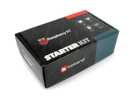 Zestaw Raspberry Pi 4B