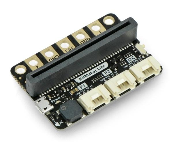 BitMaker Lite - Rozszerzenie dla BBC micro:bit