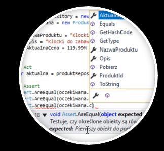 Kurs wideo C Sharp - programowanie obiektowe