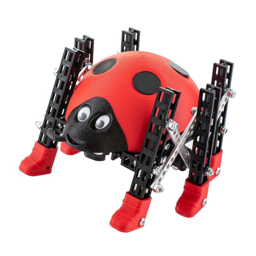 Zestaw do budowy zdalnie sterowanego robota