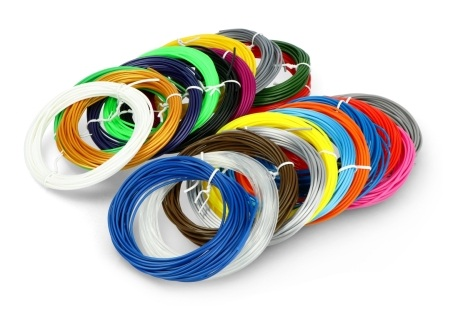 Zestaw filamentów 3D Pen Filament od Polaroid.