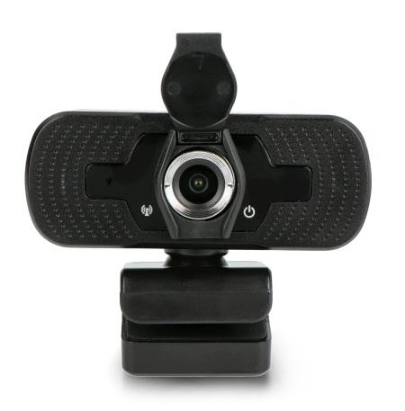Kamera wyposażona została w zaślepkę, gwarantuje to pełną kontrolę prywatności.