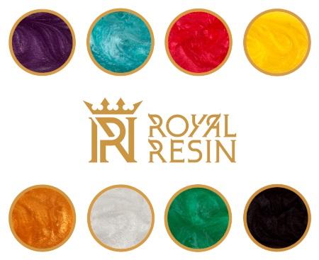W naszej ofercie znajdują się również barwniki perłowe w innych kolorach.