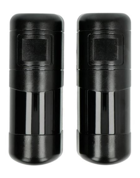 Fotokomórki obrotowe z zintegrowanym filtrem podczerwieni.
