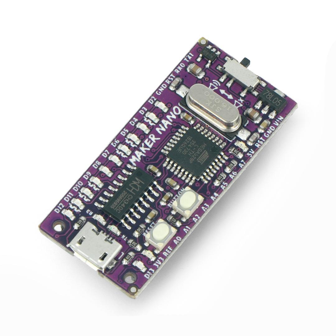 Specyfikacja modułu Maker Nano