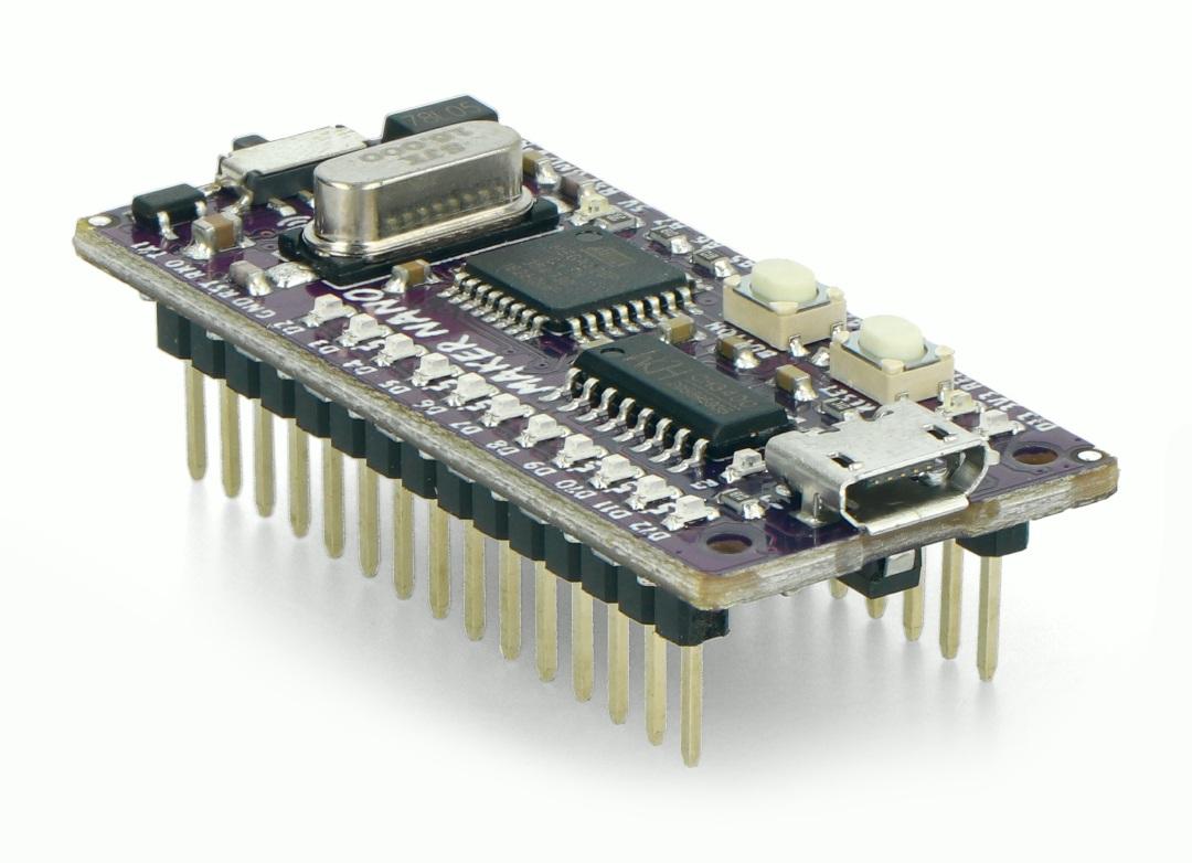 Programowanie modułu Cytron Maker Nano